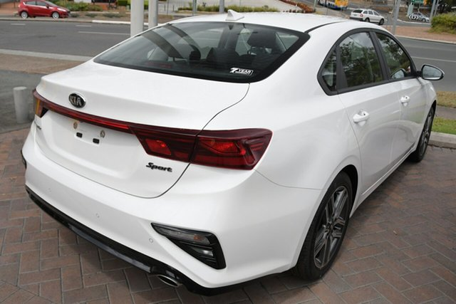 Demonstrator, Demo, Near New Kia Cerato, Toowong, 2020 Kia Cerato Sedan