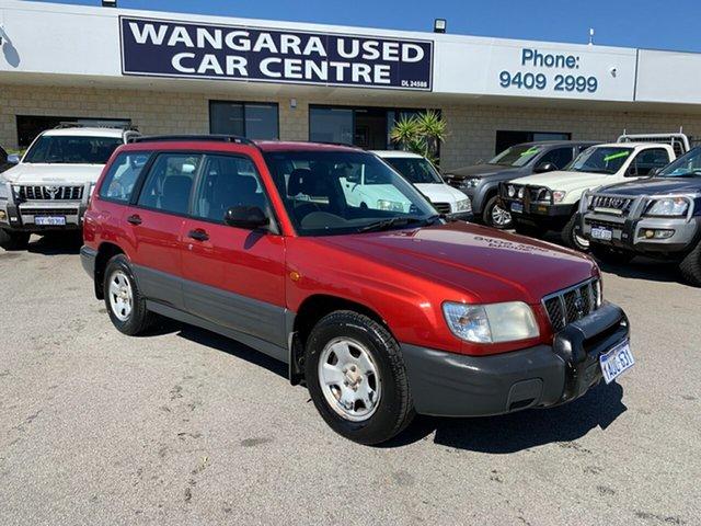 Used Subaru Forester, Wangara, 2000 Subaru Forester Wagon