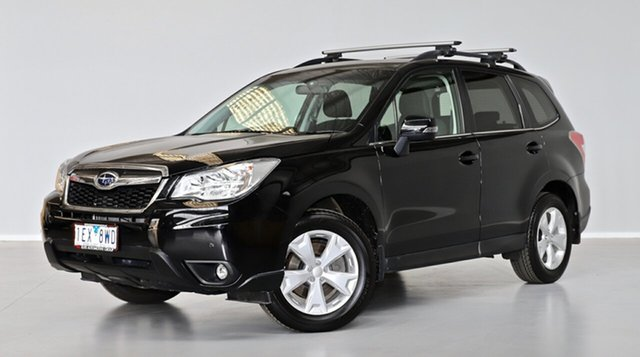 Used Subaru Forester 2.0D-L AWD, Thomastown, 2015 Subaru Forester 2.0D-L AWD Wagon