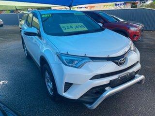 2017 Toyota RAV4 GX Wagon.