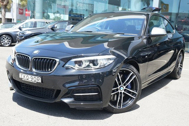 Used BMW M240i M240I, Brookvale, 2019 BMW M240i M240I Coupe