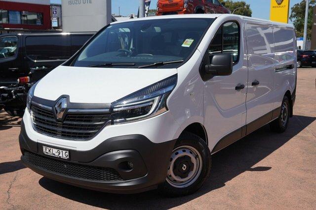Demonstrator, Demo, Near New Renault Trafic L2 LWB Premium (125kW), Brookvale, 2020 Renault Trafic L2 LWB Premium (125kW) Van