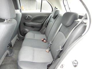 2011 Nissan Micra ST-L Hatchback.