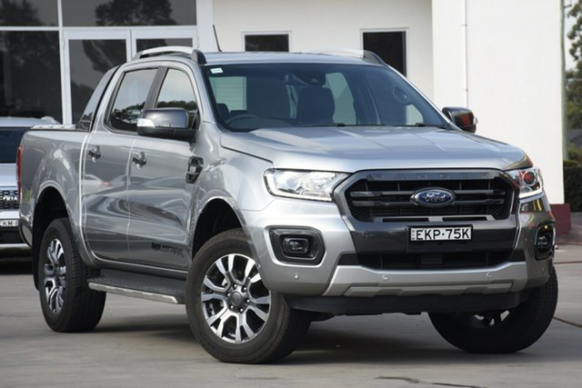 Used Ford Ranger Wildtrak, Narellan, 2019 Ford Ranger Wildtrak Double Cab Pick Up