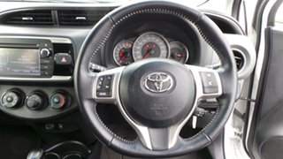 2014 Toyota Yaris SX Hatchback.