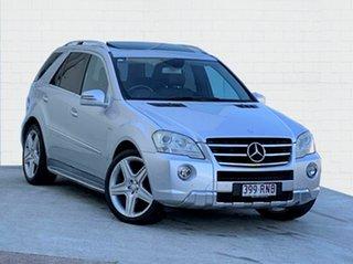 2010 Mercedes-Benz ML300 CDI Sports (4x4) Wagon.