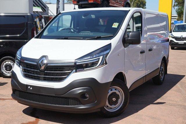 Demonstrator, Demo, Near New Renault Trafic L1 SWB Premium (125kW), Brookvale, 2020 Renault Trafic L1 SWB Premium (125kW) Van