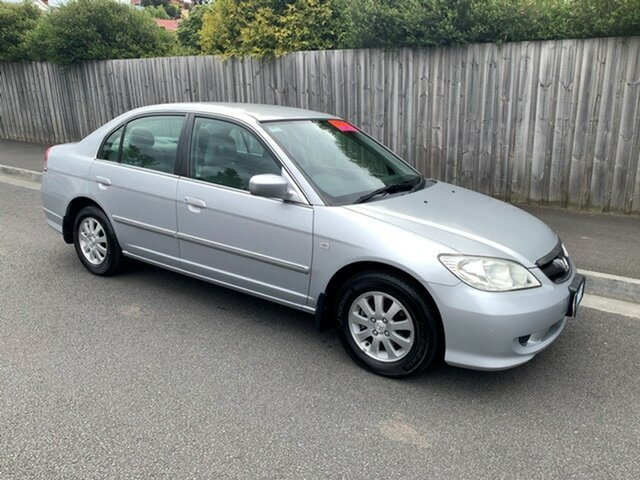 Used Honda Civic GLi, North Hobart, 2005 Honda Civic GLi Sedan