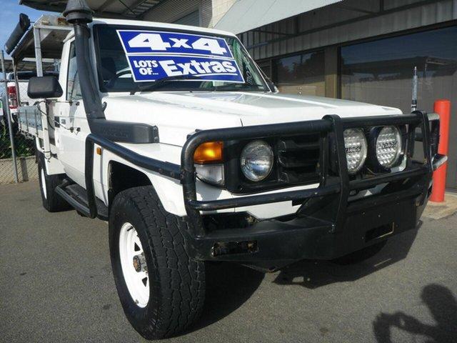 Used Toyota Landcruiser, Edwardstown, 2000 Toyota Landcruiser Utility