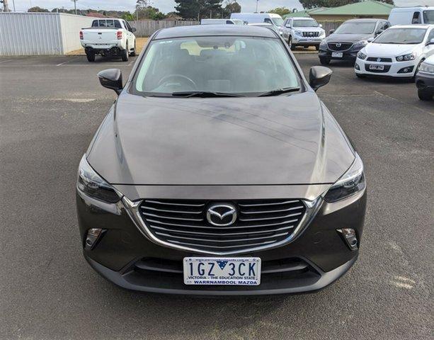 Used Mazda CX-3 sTouring SKYACTIV-Drive, Warrnambool East, 2016 Mazda CX-3 sTouring SKYACTIV-Drive Wagon