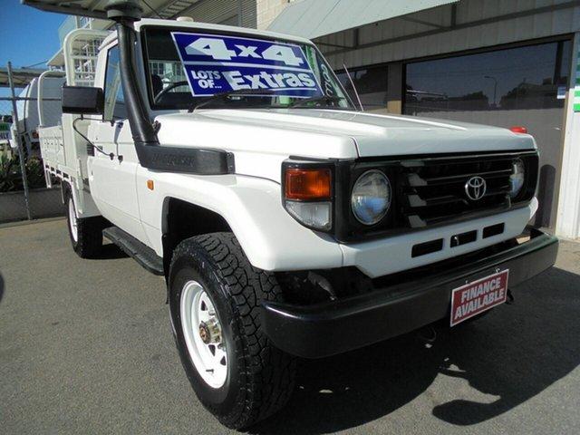 Used Toyota Landcruiser, Edwardstown, 2001 Toyota Landcruiser Cab Chassis