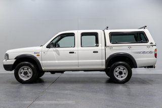 2004 Ford Courier XL (4x4) Crew Cab Pickup.