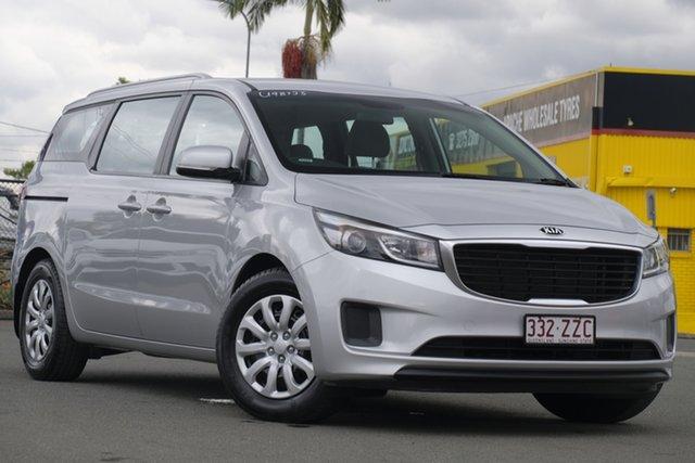Used Kia Carnival S, Bowen Hills, 2018 Kia Carnival S Wagon