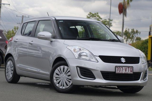 Used Suzuki Swift GL, Bowen Hills, 2015 Suzuki Swift GL Hatchback