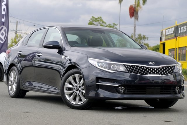 Used Kia Optima SI, Bowen Hills, 2016 Kia Optima SI Sedan