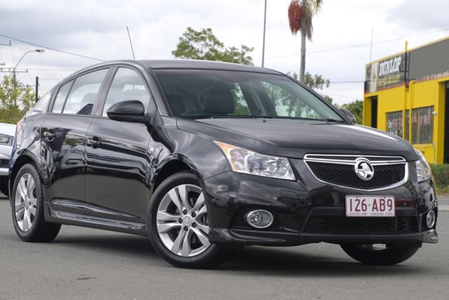 Used Holden Cruze SRi, Bowen Hills, 2014 Holden Cruze SRi Hatchback