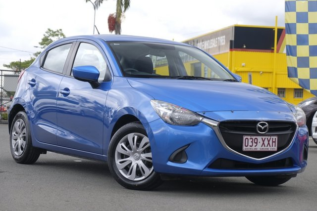 Used Mazda 2 Neo SKYACTIV-MT, Bowen Hills, 2015 Mazda 2 Neo SKYACTIV-MT Hatchback