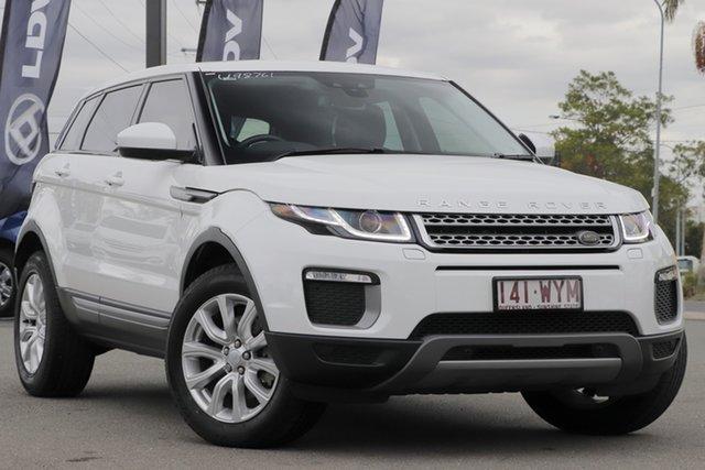 Used Land Rover Range Rover Evoque SE, Bowen Hills, 2016 Land Rover Range Rover Evoque SE Wagon