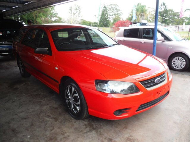 Used Ford Falcon XT, East Lismore, 2010 Ford Falcon XT BF MkIII Wagon
