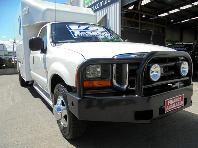 Used Ford F350 XLT Super Cab 4x2, Edwardstown, 2001 Ford F350 XLT Super Cab 4x2 Cab Chassis