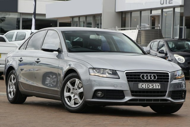 Discounted Used Audi A4 Multitronic, Warwick Farm, 2010 Audi A4 Multitronic Sedan