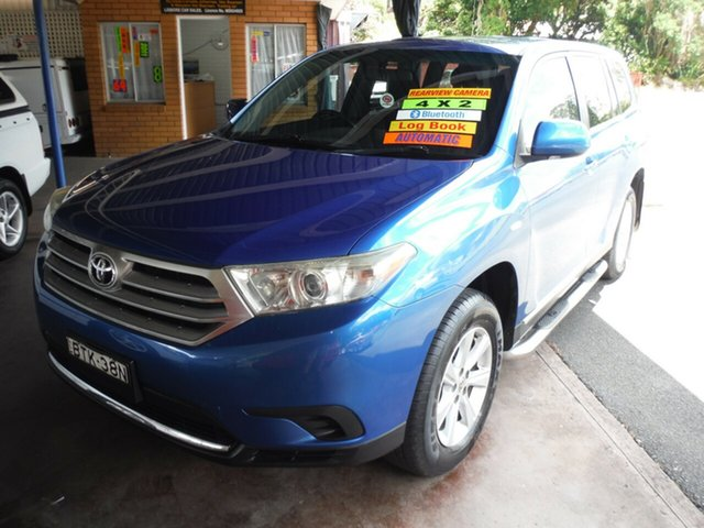 Used Toyota Kluger KX-R (FWD) 5 Seat, East Lismore, 2010 Toyota Kluger KX-R (FWD) 5 Seat GSU40R Wagon
