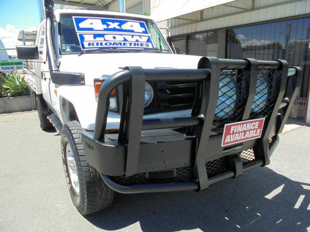 Used Toyota Landcruiser, Edwardstown, 2006 Toyota Landcruiser Cab Chassis