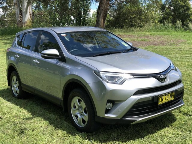 Used Toyota RAV4 GX AWD, Queanbeyan, 2017 Toyota RAV4 GX AWD Wagon