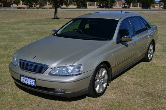 Used Ford Fairlane Ghia, Rockingham, 2007 Ford Fairlane Ghia Sedan