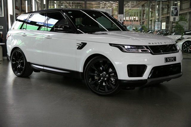 Used Land Rover Range Rover Sport SE, North Melbourne, 2018 Land Rover Range Rover Sport SE Wagon