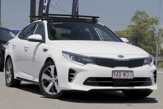 Used Kia Optima GT, Bowen Hills, 2016 Kia Optima GT Sedan
