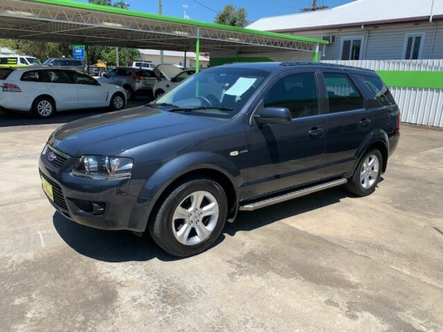 Used Ford Territory 7 SEATER 4x4, Casino, 2010 Ford Territory 7 SEATER 4x4 Wagon