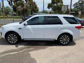 2014 Ford Territory Titanium (RWD) Wagon.