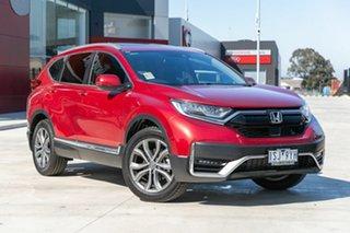 Demonstrator, Demo, Near New Honda CR-V VTi 4WD LX AWD, Springvale, 2020 Honda CR-V VTi 4WD LX AWD RW MY21 Wagon