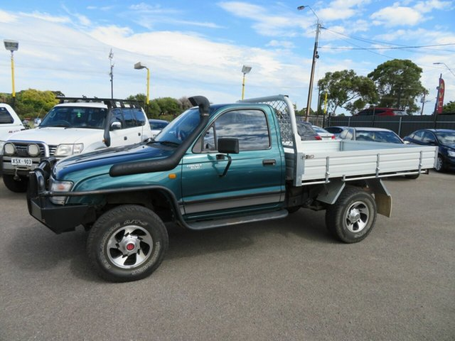 Used Toyota Hilux (4x4), Morphett Vale, 1998 Toyota Hilux (4x4) Cab Chassis