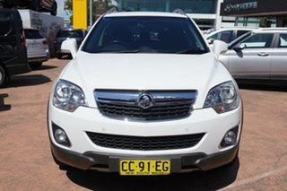 2014 Holden Captiva 5 LT (FWD) Wagon.