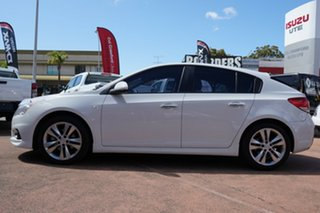 2013 Holden Cruze SRi V Hatchback.