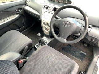 2007 Toyota Yaris YRX Sedan.