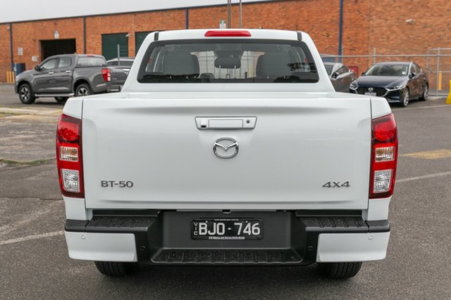 Demonstrator, Demo, Near New Mazda BT-50 XT (4x4), Mulgrave, 2020 Mazda BT-50 XT (4x4) B30B Dual Cab Pick-up