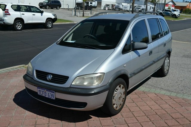 Used Holden Zafira, Rockingham, 2004 Holden Zafira Wagon