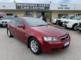 2009 Holden Commodore Omega Sedan.