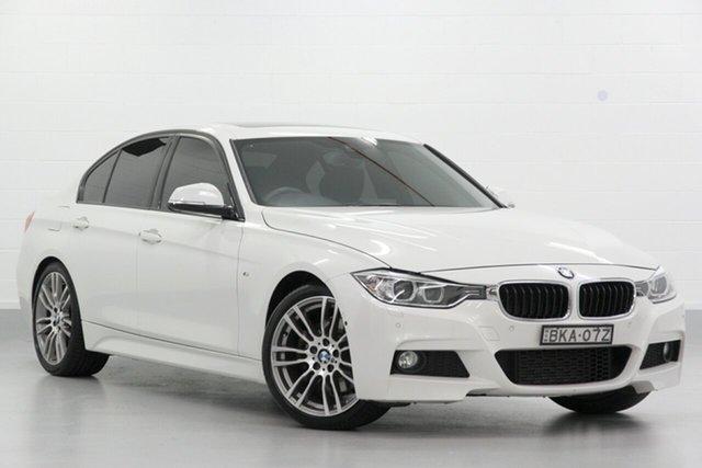 Used BMW 3 Series 328i M Sport, Narellan, 2014 BMW 3 Series 328i M Sport Sedan