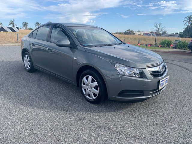 Used Holden Cruze CD, Wangara, 2010 Holden Cruze CD Sedan