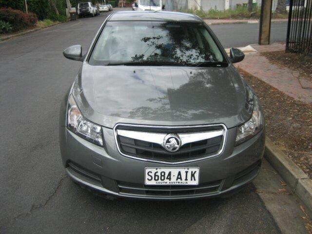 Used Holden Cruze CD, Prospect, 2010 Holden Cruze CD Sedan