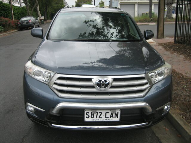 Used Toyota Kluger Grande (4x4), Prospect, 2012 Toyota Kluger Grande (4x4) Wagon