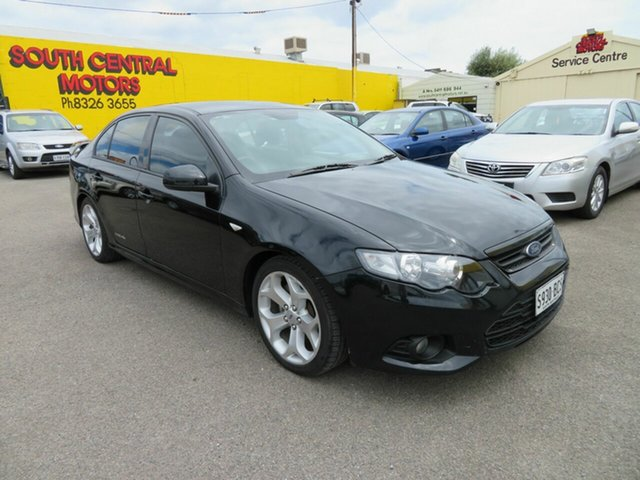 Used Ford Falcon XR6, Morphett Vale, 2012 Ford Falcon XR6 Sedan