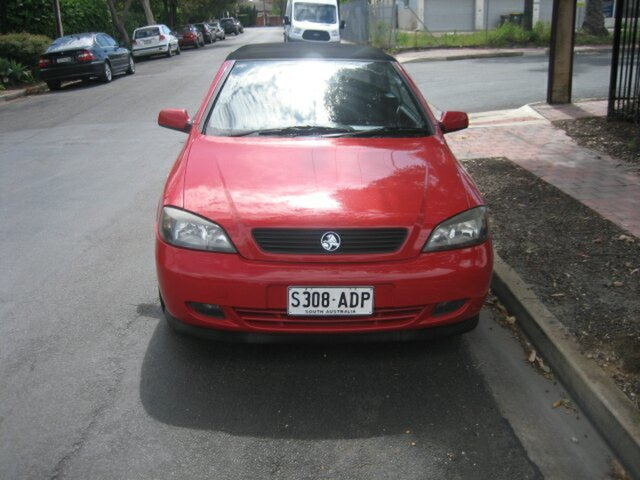Used Holden Astra Convertible, Prospect, 2005 Holden Astra Convertible Convertible