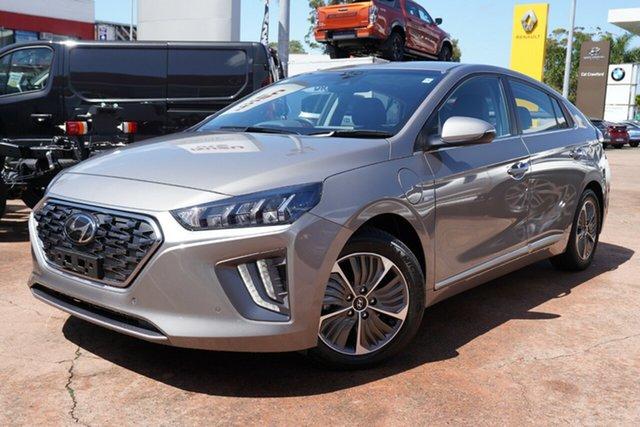 Used Hyundai Ioniq Plug-IN Hybrid Premium, Brookvale, 2019 Hyundai Ioniq Plug-IN Hybrid Premium Hatchback