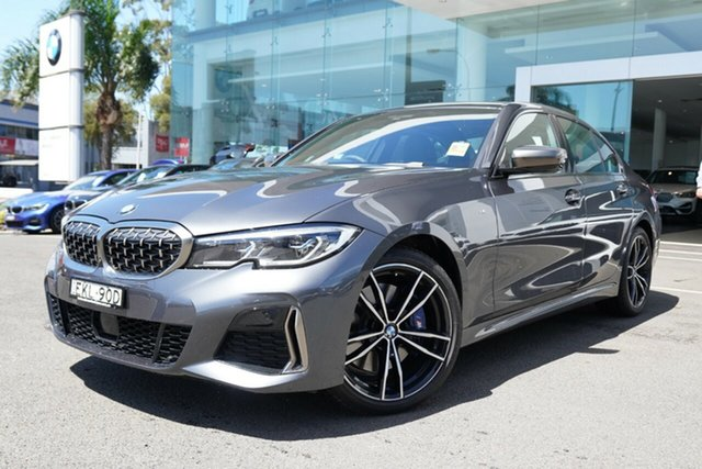Demonstrator, Demo, Near New BMW M340I xDrive, Brookvale, 2020 BMW M340I xDrive Sedan