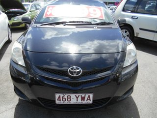 2007 Toyota Yaris YRX Sedan.